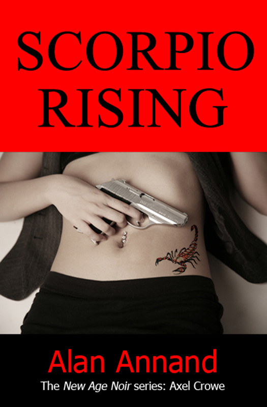 Scorpio Rising: book review by NCGR newsletter | Sextile