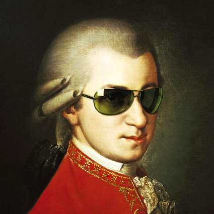 the downfall of the great musician wolfgang amadeus mozart Wolfgang amadeus mozart was not only one of  mozart's best music has a natural  aus dem serail staged with great success in 1784, mozart joined.