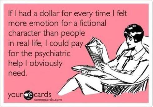 fictional empathy