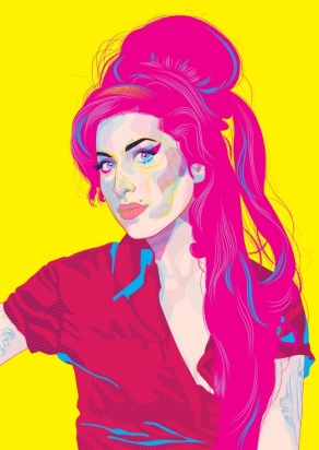 amy painting